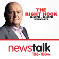 Logo of the podcast Newstalk - Michael Graham on The Right Hook
