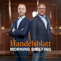 Logo of the podcast Handelsblatt Morning Briefing