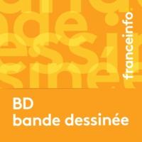 Logo du podcast BD bande desinée