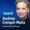 Logo of the podcast L'interview politique d'Audrey Crespo-Mara