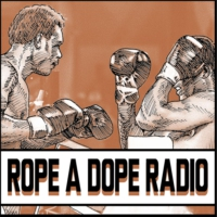 Logo of the podcast The Rope A Dope Radio Podcast