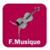Logo of the podcast France Musique - La chronique musique