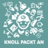 Logo of the podcast Knoll packt an