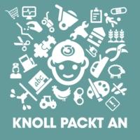 Logo du podcast Knoll packt an