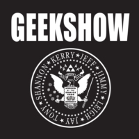 Logo of the podcast Geekshow Podcast