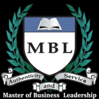 Logo of the podcast Master of Business Leadership Podcast