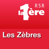 Logo of the podcast RSR - Les Zèbres - La 1ère