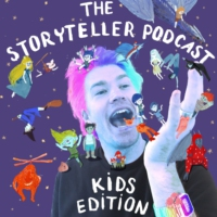 Logo du podcast The Storyteller Podcast Kid's Edition