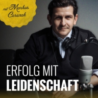 "Logo of the podcast EML 011 - Interviewserie ""Erfolg mit Leidenschaft"": Kris Stelljes"