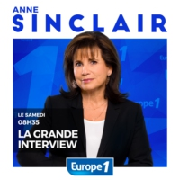 Logo du podcast L'interview d'Anne Sinclair