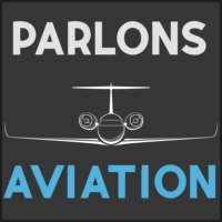 Logo of the podcast Parlons Aviation