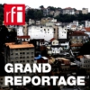 Logo of the podcast RFI - Grand reportage