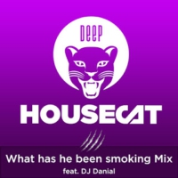 Logo of the podcast Deep House Cat Show - Fish 'n' Chips Mix - with Alex B. Groove