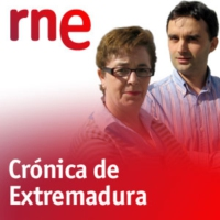Logo of the podcast Informativo de Extremadura - Declara el conductor de la excavadora en el juicio por el accidente de…