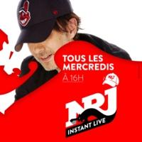 Logo du podcast NRJ Instant Live avec Double F