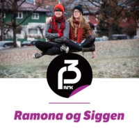 Logo of the podcast NRK P3 – Ramona og Siggen