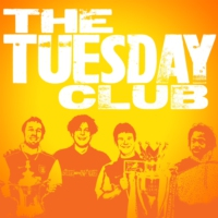 Logo of the podcast The Tuesday Club - Chip's ear trumpet