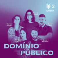 Logo du podcast 14h: Músicos contra o patrão do Spotify; A Caixa de Ritmos de Sam The Kid; Banda iraniana de metal …