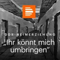 """Logo of the podcast """"Ihr könnt mich umbringen"""""""