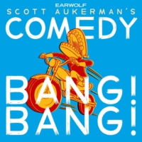 Logo of the podcast Comedy Bang Bang: The Podcast