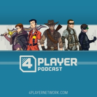 Logo of the podcast 4Player Podcast #624 - Inch by Christmas Inch (Resident Evil 4, Star Wars, Xbox Series X, and More!)
