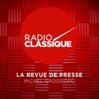 Logo of the podcast La revue de presse