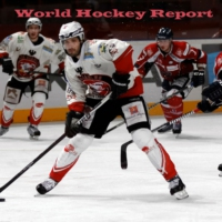 Logo of the podcast World Hockey Report