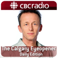 Logo of the podcast Calgary Eyeopener Monday Nov. 28