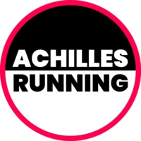Logo of the podcast Achilles Running Podcast