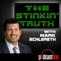 Logo of the podcast The Stinkin' Truth with Mark Schlereth