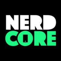 Logo of the podcast Nerdcore Podcast s2e8 Leaks del iPhone X