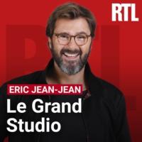 Logo of the podcast Le Grand Studio RTL