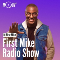 Logo of the podcast First Mike Radio Show Live #4