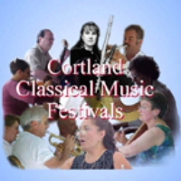 Logo du podcast Classical Music Festival: Cortland NY USA