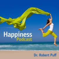 Logo of the podcast #113 Happiness – Finding Peace and Happiness on Retreats