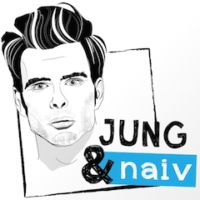Logo of the podcast Jung & Naiv