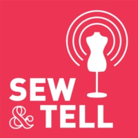 Logo of the podcast Sew & Tell