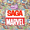 Logo of the podcast SAGA MARVEL | CinéMaRadio