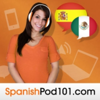 Logo of the podcast Learn Spanish | SpanishPod101.com