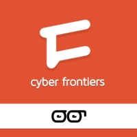 Logo of the podcast Cyber Frontiers