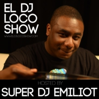 Logo of the podcast EL DJ Loco Show March 2015 Week 2