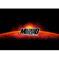 Logo of the podcast Milenio Oscuro Comics