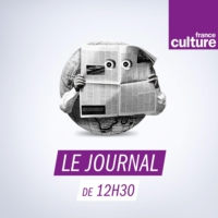 Logo of the podcast JOURNAL DE 12H30 du samedi 12 janvier 2019