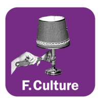 Logo of the podcast France Culture - Backstage