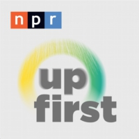 Logo of the podcast Up First