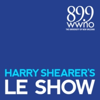 Logo of the podcast Le Show (Harry Shearer)