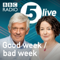 Logo du podcast Peter Allen and Caroline Barker's Good Week Bad Week