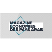 Logo of the podcast Magazine économies des pays arabes