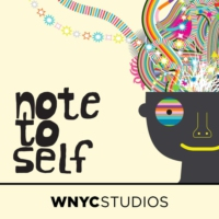Logo of the podcast Note to Self