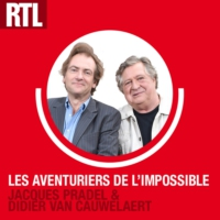 Logo of the podcast Les aventuriers de l'impossible du 21 aout 2015